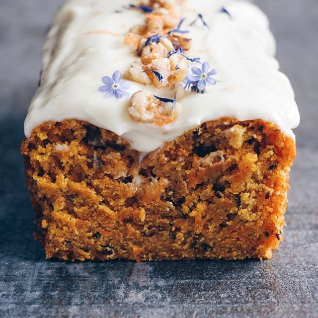 Carrot Cake Loaf Recipe The Feedfeed
