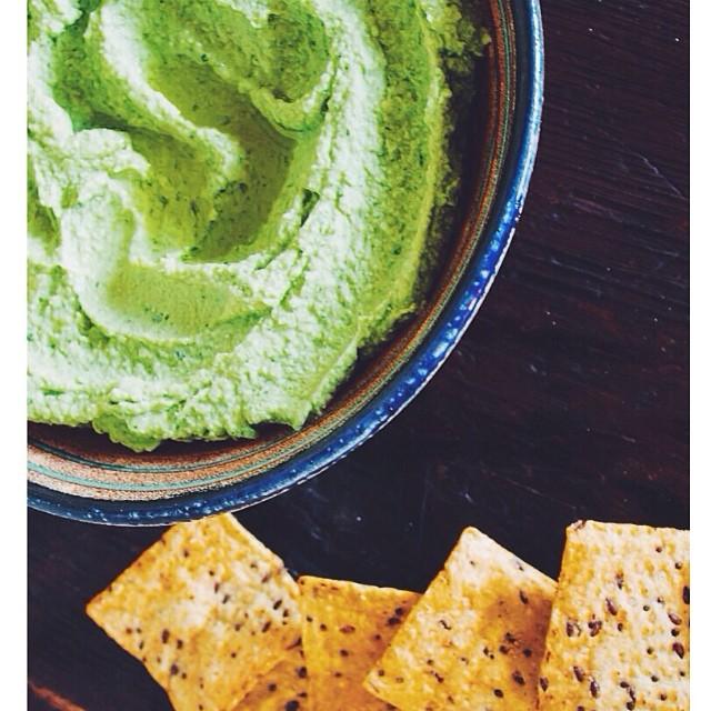 Hip Green Dip
