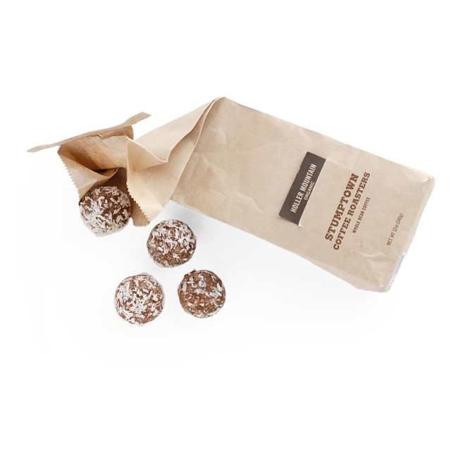 Chocolate Coffee Balls