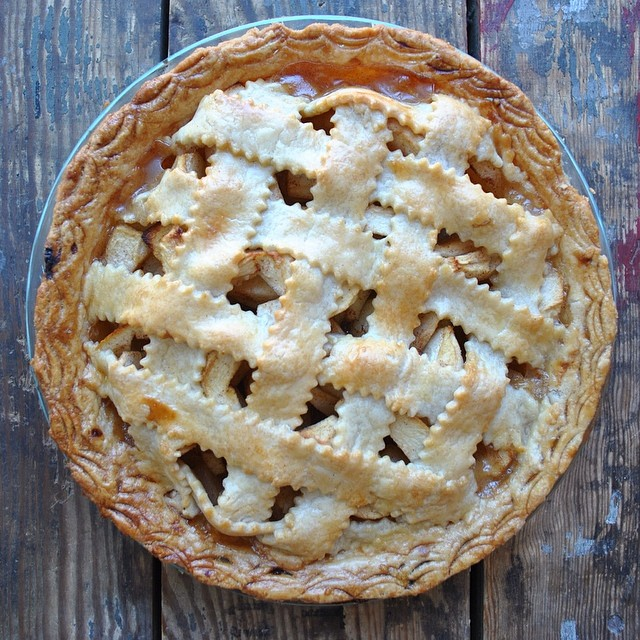 The Best Pie Crust