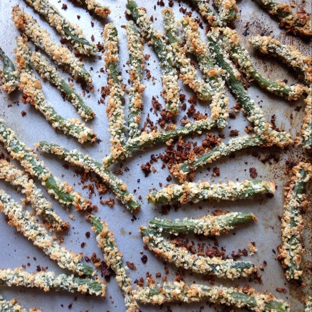 Crispy Green Bean Fries