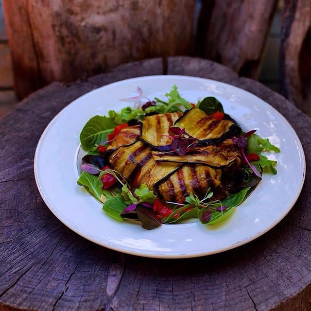 Eggplant Pilaf