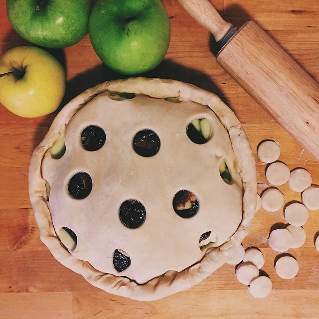 Polka Dot #applepie