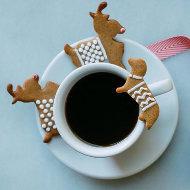 Speculoos Reindeer Cookies (and Weenies)