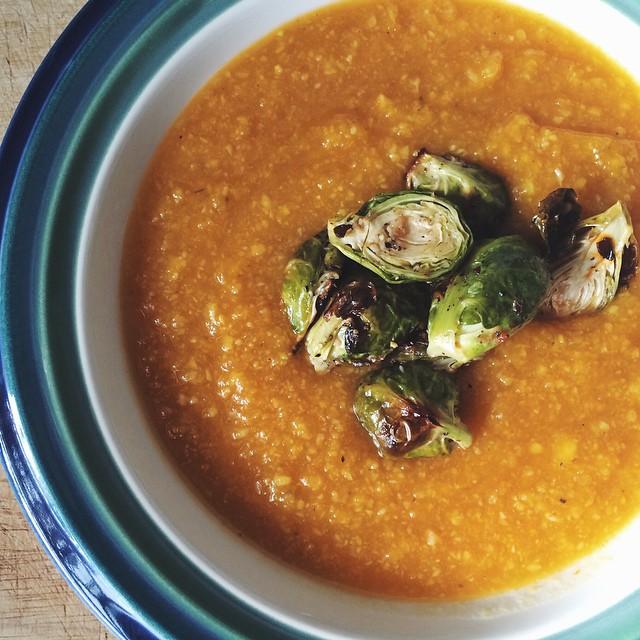 Butternut Squash And Parsnip Soup Recipe