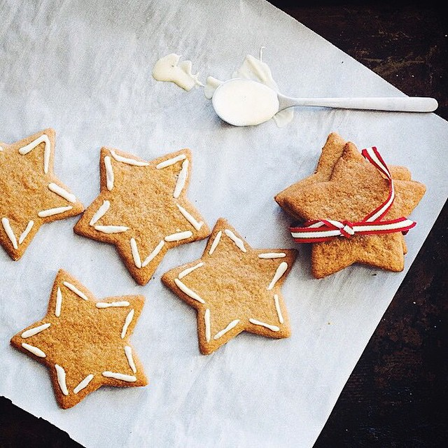 Five-spice Ginger Thins