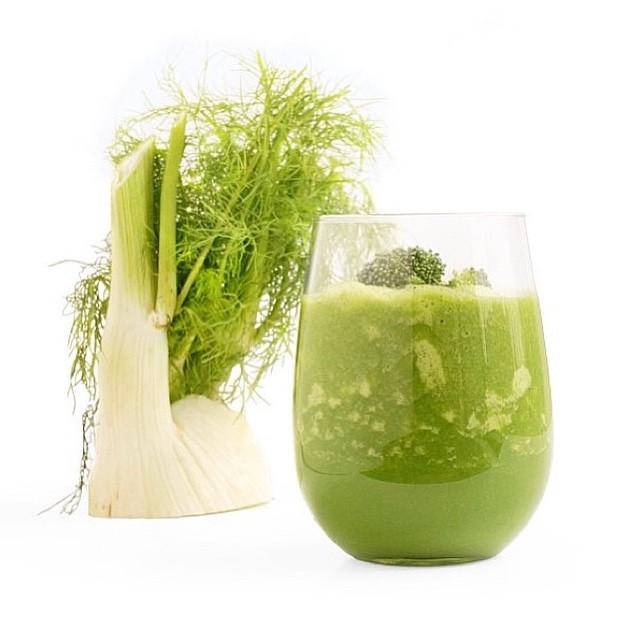 Broccoli & Fennel Smoothie