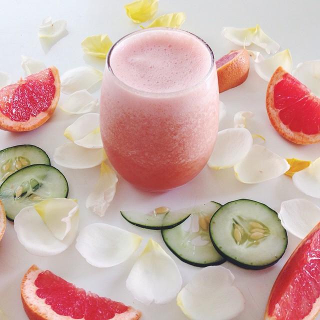 Pink Grapefruit, Cucumber & Rose Skin Quencher