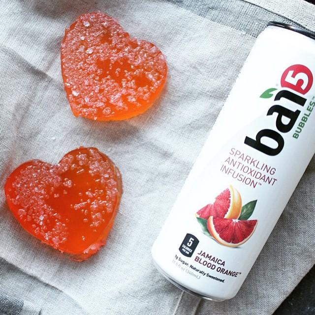 Valentine's Day Jello Heart Jigglers