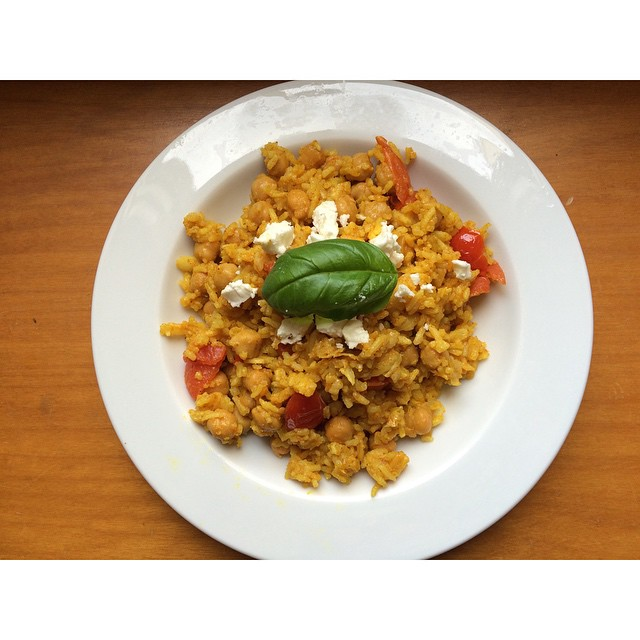 Spicy Basmati Rice