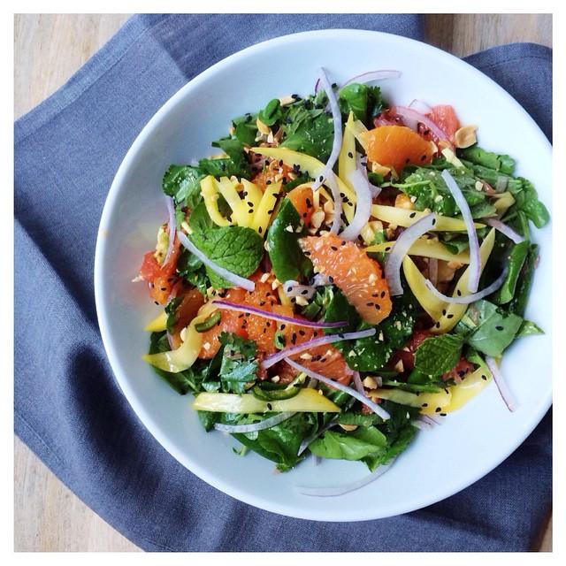 Ottolenghi's Pomelo Salad
