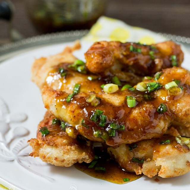 Honey Garlic Tenders