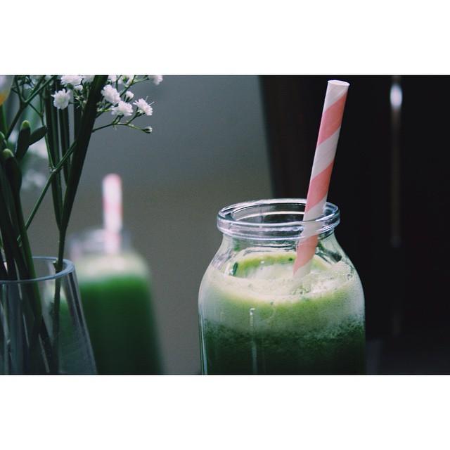 St. Patrick's Day Green Juice