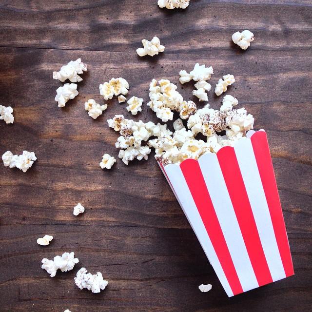 Za'atar And Sumac Popcorn
