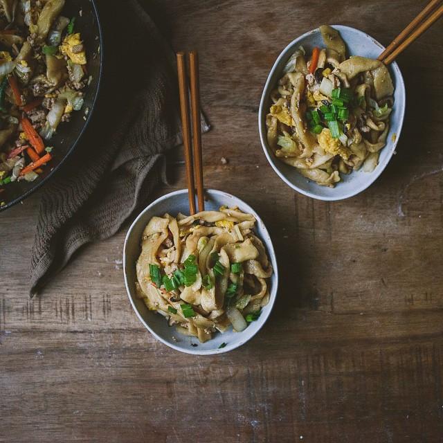 Knife Cut Noodles