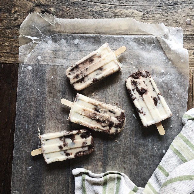 Brownie Pops With Fleur De Sel