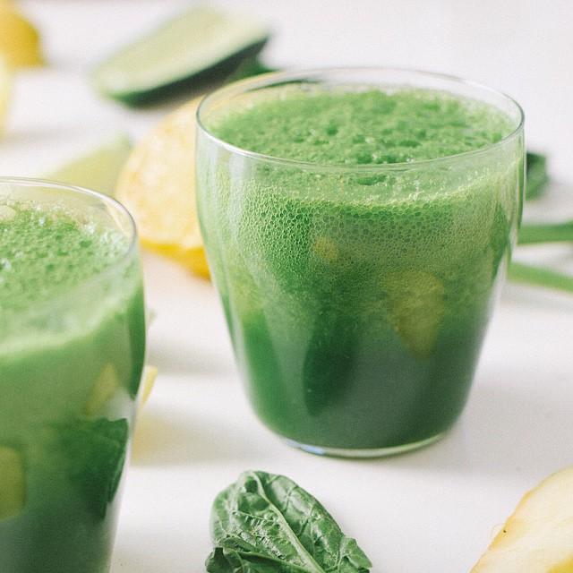 Green Pearl Juice