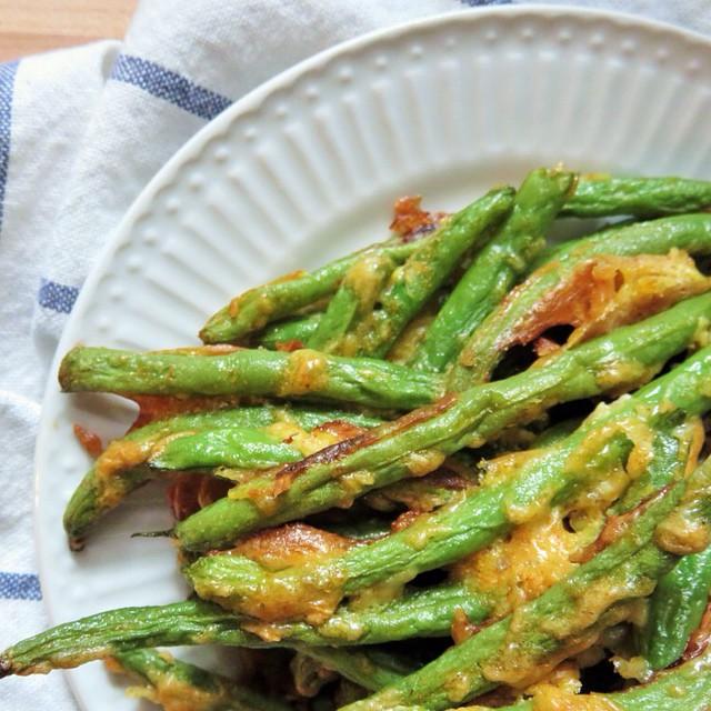 Parmed Green Bean Fires