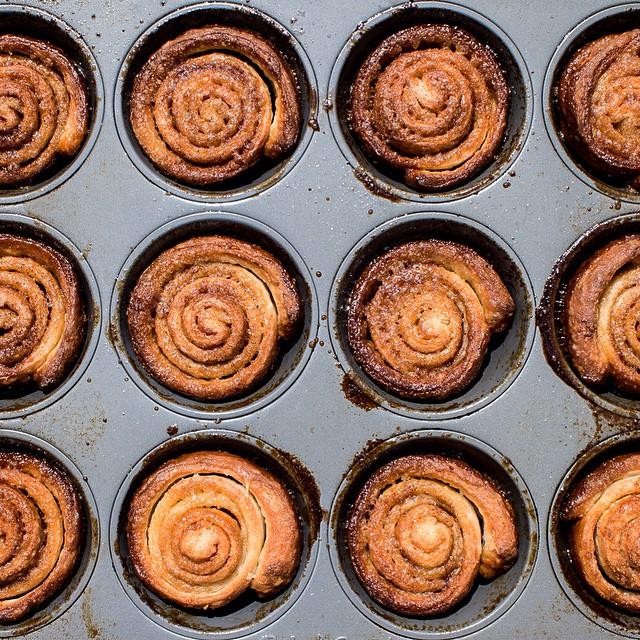 Cinnamon Sticky Buns With Dulce De Leche Caramel