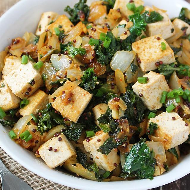 Peri-peri Tofu