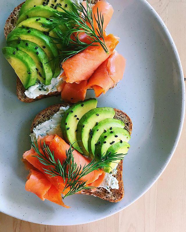 Smoked Salmon Lox and Avocado Toast recipe by Dani Duran | The Feedfeed