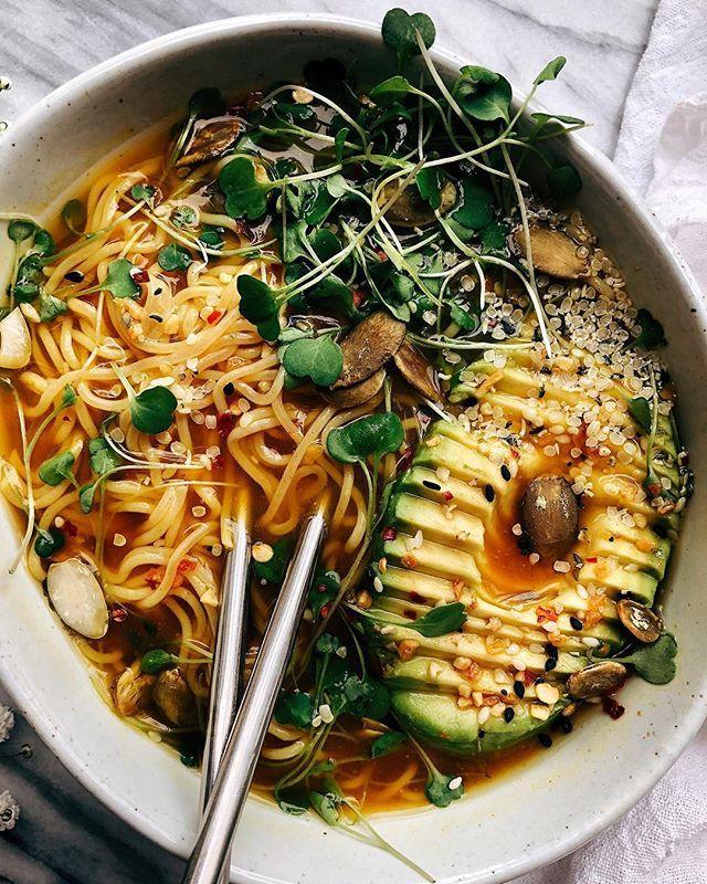 Healthy Ramen Bowl
