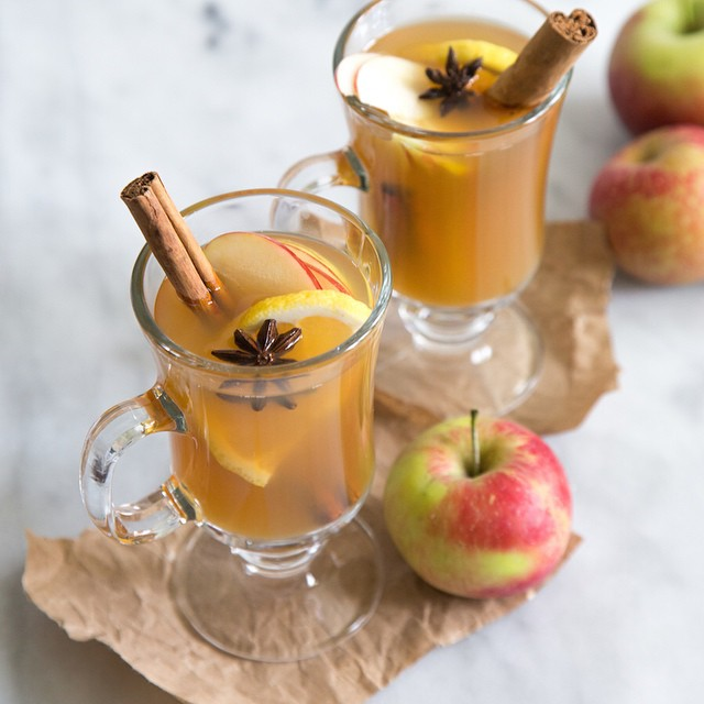 Cider Hot Toddy