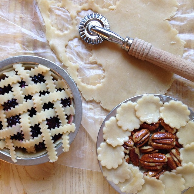 Pie Cut Outs