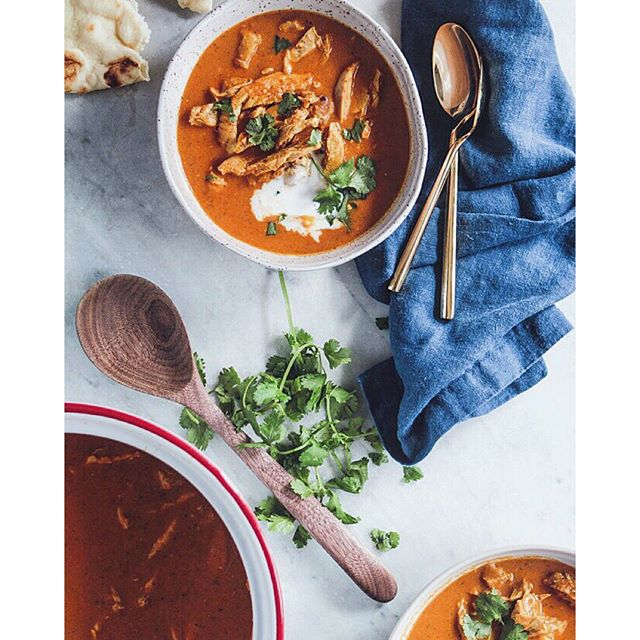 Tikka Masala With Chicken And Tomatoes