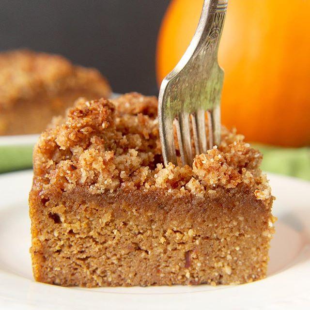 Gluten Free Coffee Cake With Almond Flour