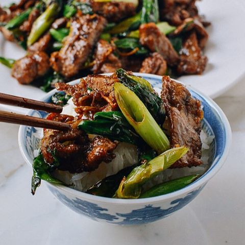 Scallion Beef is a little known dish because it's often just not done well in restaurants. We're…