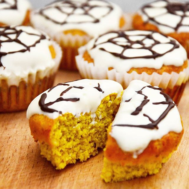 halloween muffins recipe. Black Bedroom Furniture Sets. Home Design Ideas