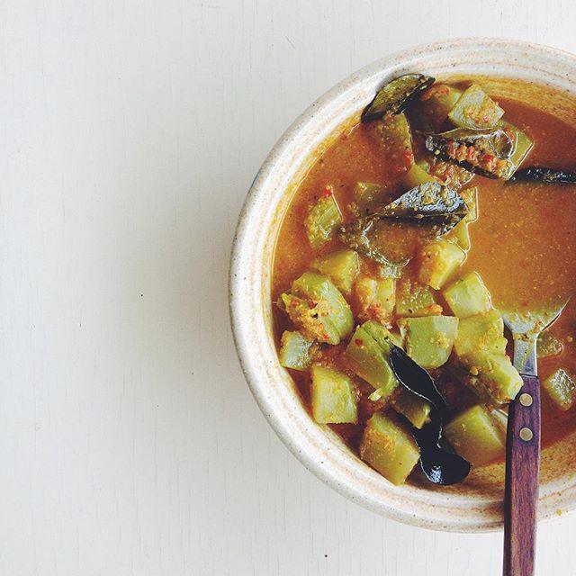 Choko Curry