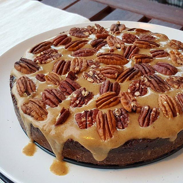 Best Raw Chocolate Cake Recipe