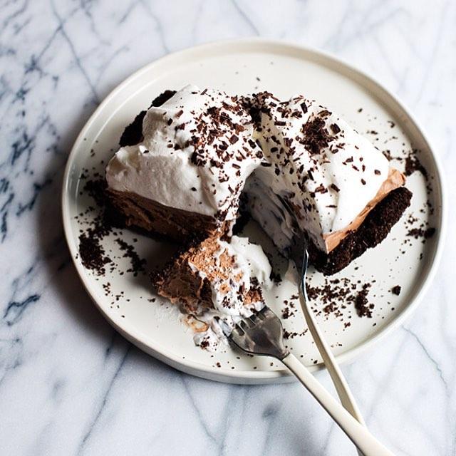 Mudslide Pie recipe