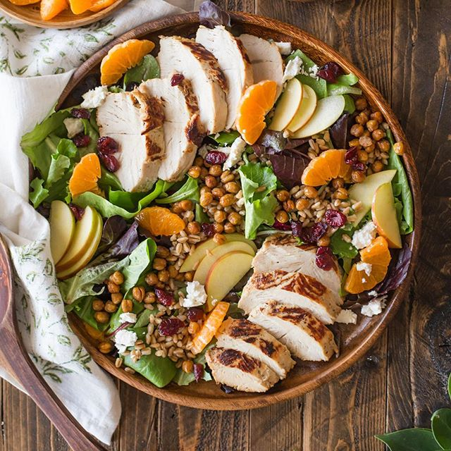 healthy thanksgiving potluck ideas