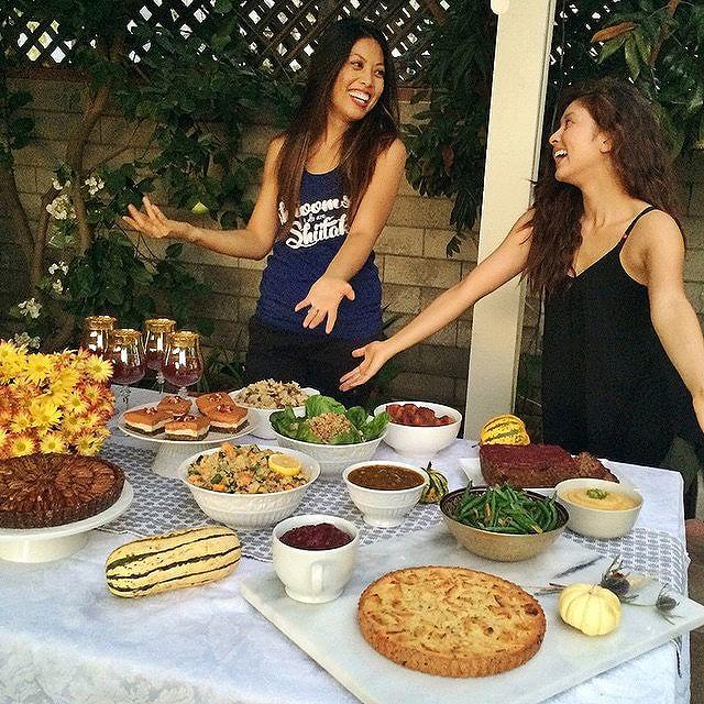 The Perfect Vegan Gluten-free Thanksgiving Menu