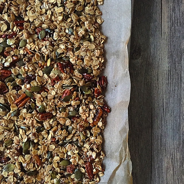 Create Your Own Granola