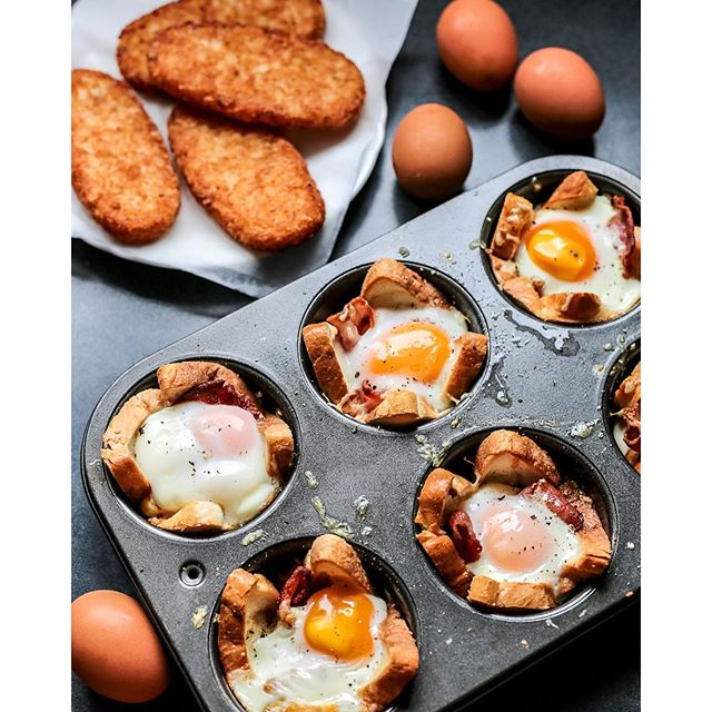 Need breakfast and fast  Usually Bacon and Egg Toast are served in the most traditional way where it…