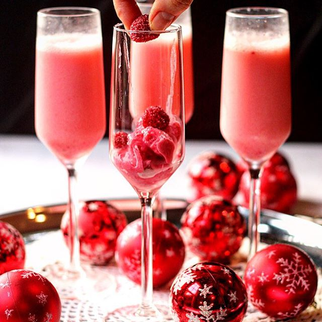 This Raspberry Cream Mimosa is a special way to toast to the new year this evening.  We wish you all…