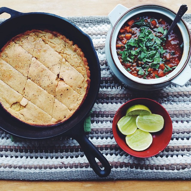 Moroccan-style Lentil Stew