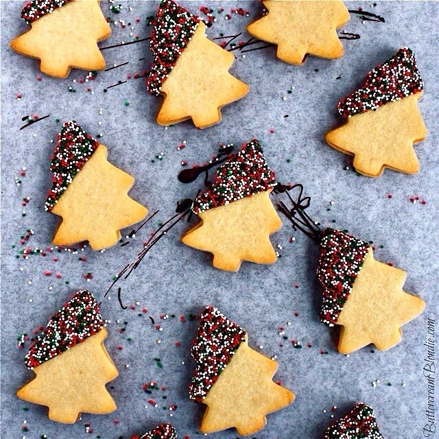 Bailey's Spiked Mint Milano Cookies