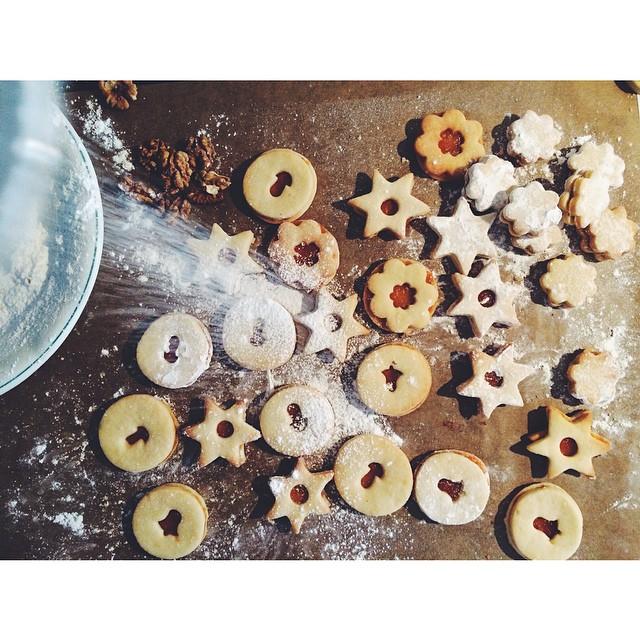 Linzcookies