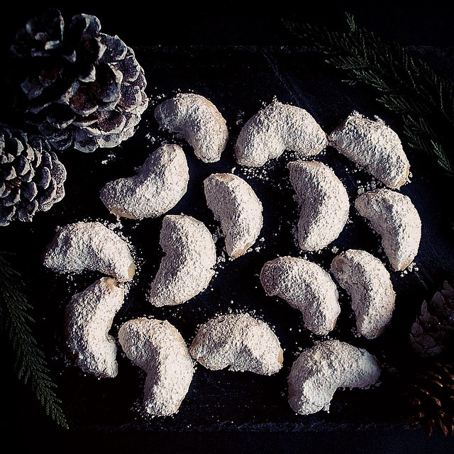 Christmas Crescents