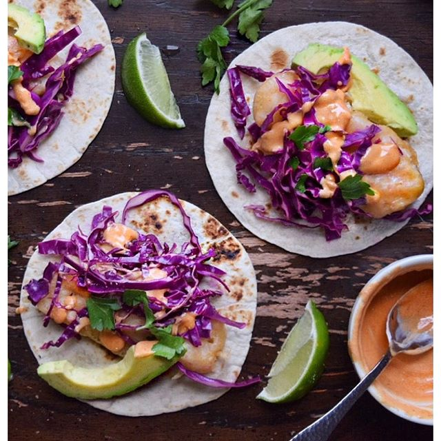 What are your favorite kinds of tacos My favorite are fish tacos! These are some I made a while back…