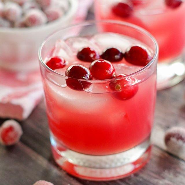 Grapefruit Cranberry And Elderflower Vodka Cocktail Recipe