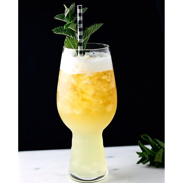 Spiced Pineapple Beertail