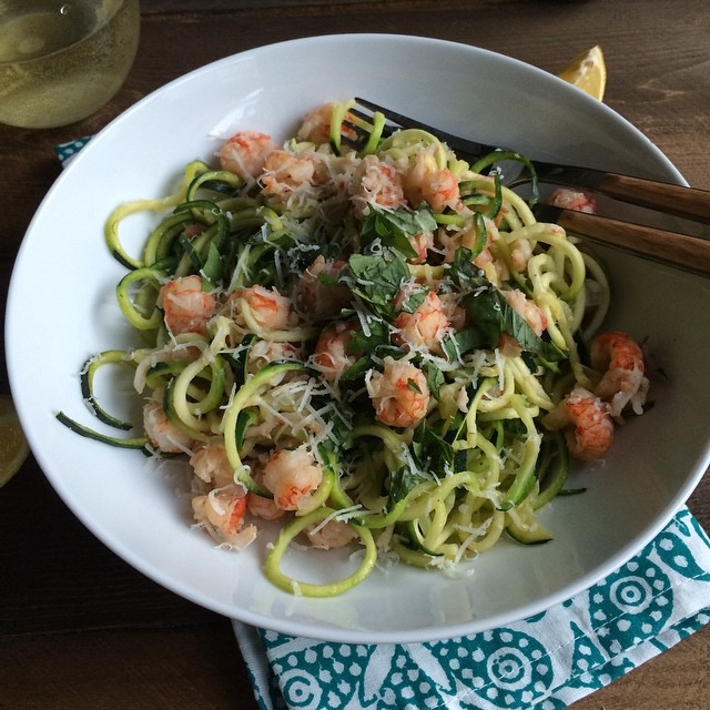 A new super healthy and quick to make recipe. My twist on linguine with clams.So good and only takes…