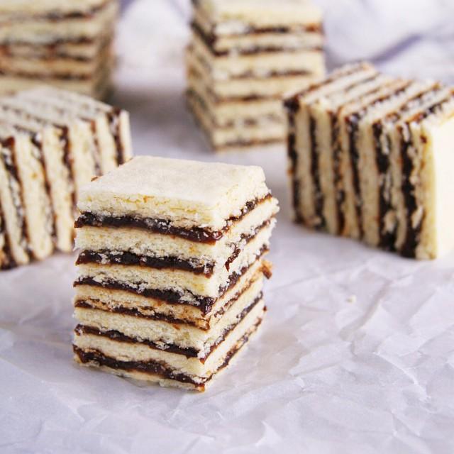 VÍnarterta – Icelandic Celebration Cake