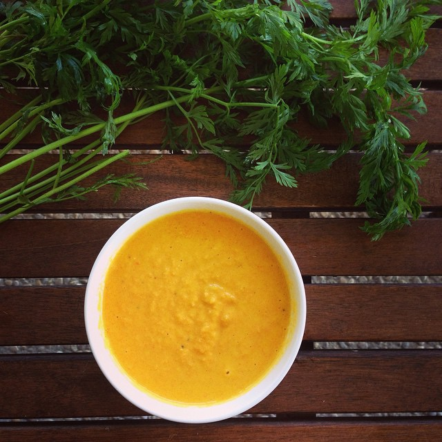 Delicious and nutrient rich Carrot Ginger Dressing. Healthy skin  Carrots provide 200%+ of your…